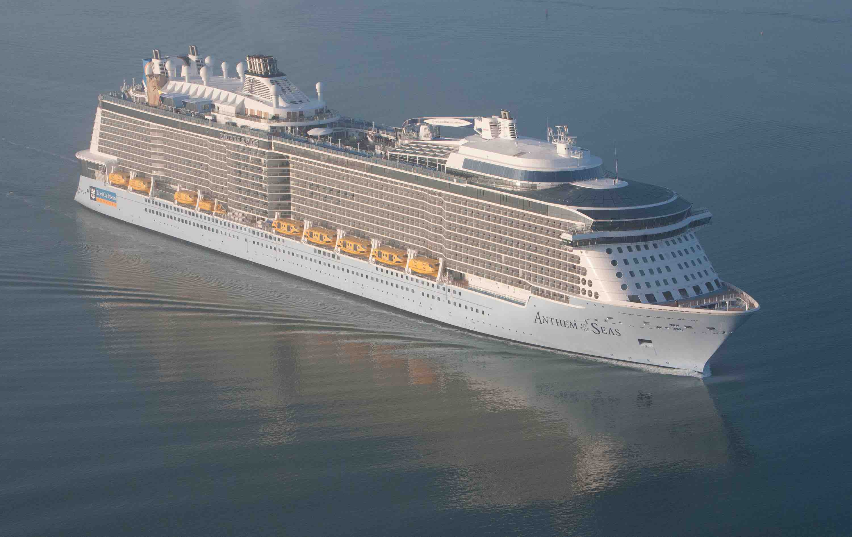 Anthem Cruise Further Delayed In Bayonne Pending Coronavirus