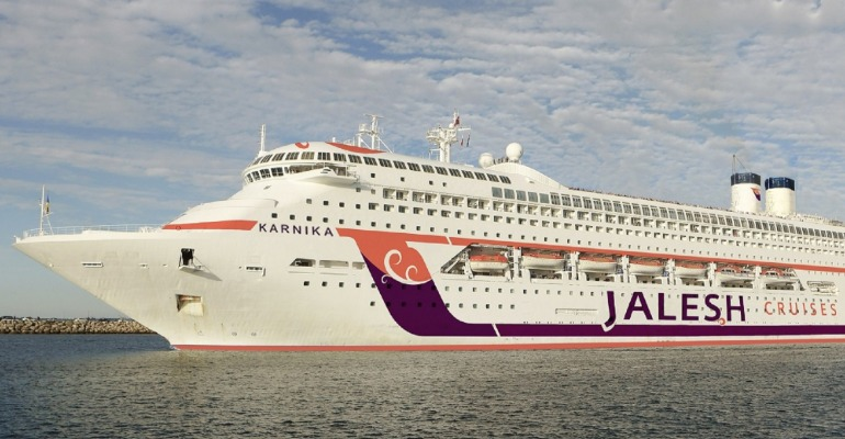 India allows cruising from October 1; Jalesh Cruises to resume operations this winter