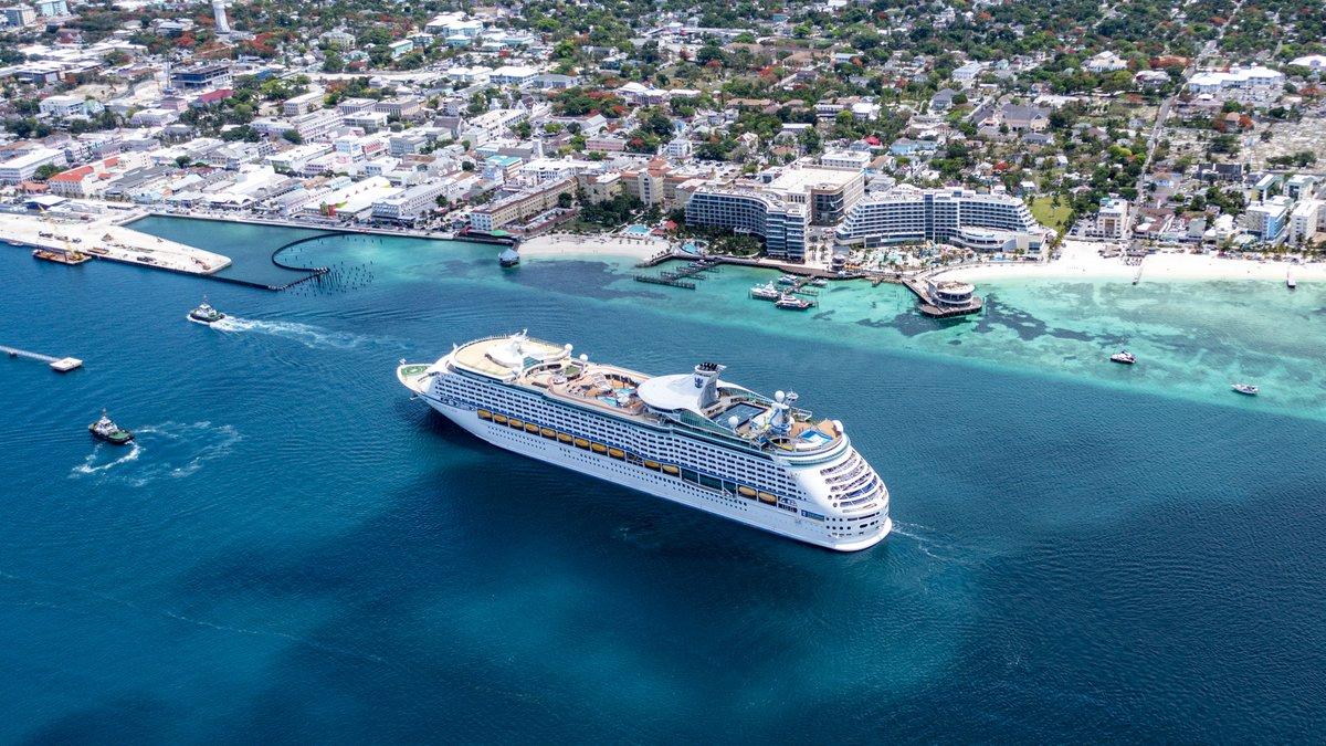 After 15-month gap Royal Caribbean resumes Caribbean cruises, from Nassau