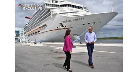 Duffy indicates no plan for vaccine mandate at Carnival Cruise Line