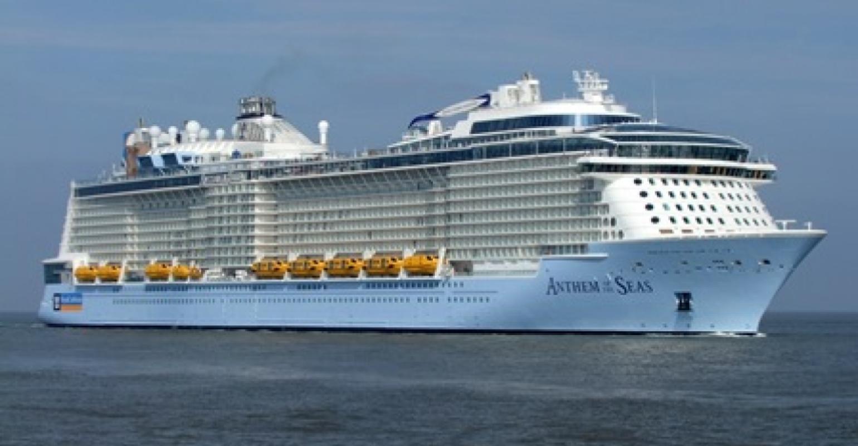 Columbus Cruise Center Sends Off Anthem Of The Seas Seatrade