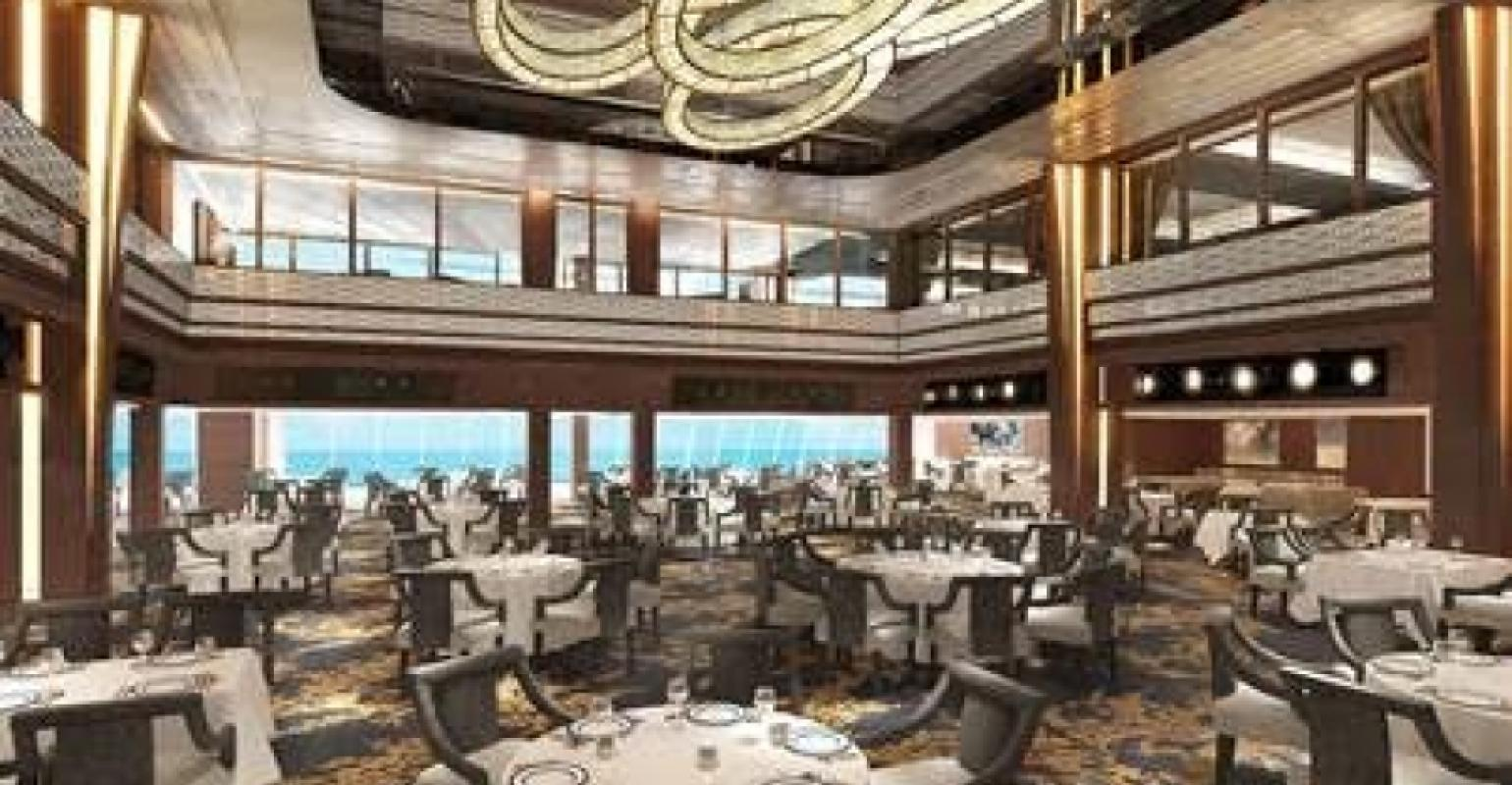 Norwegian Joy Sets A Feast Of Food And Beverage Options Seatrade