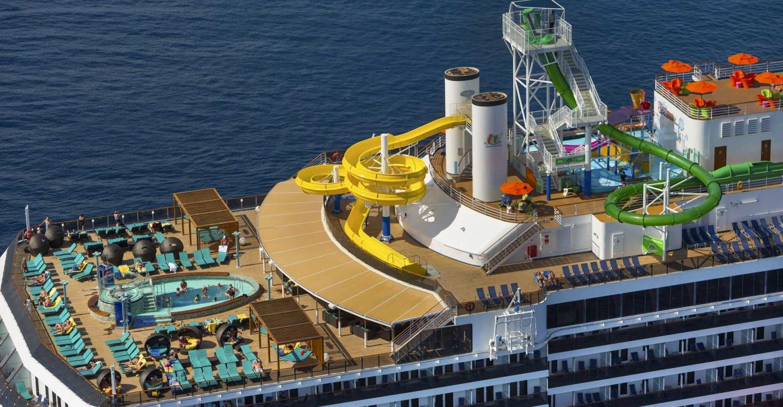 Carnival Australia Port Of Brisbane Reach Agreement On New Cruise Seatrade Cruise Com