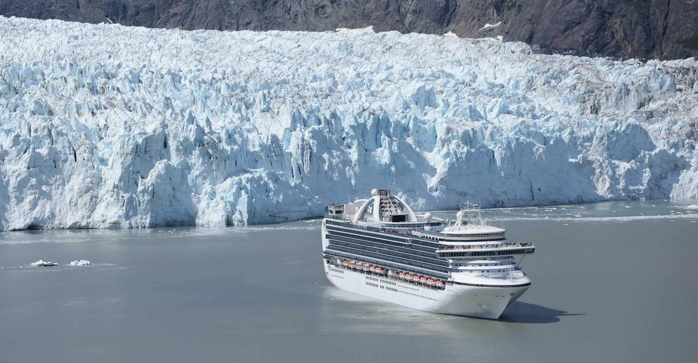 Alaska Cruise 2020.Princess Plans Eight Ship Alaska Season In 2020 New