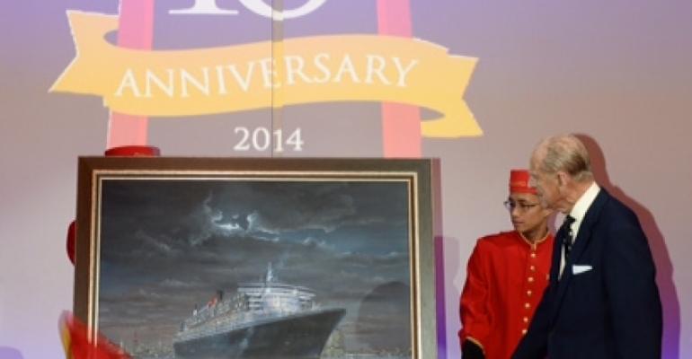 James Morgan/Cunard