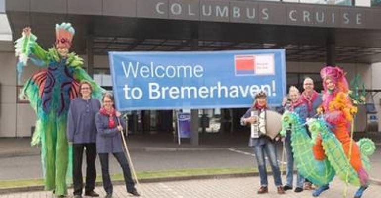Columbus Cruise Center Bremerhaven