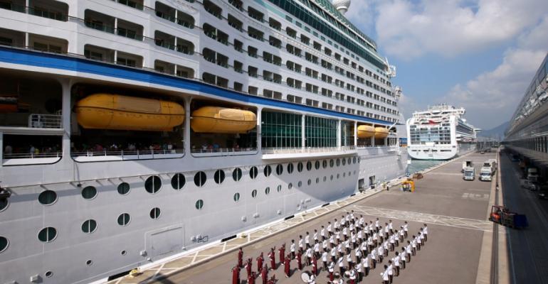 Worldwide Cruise Terminals