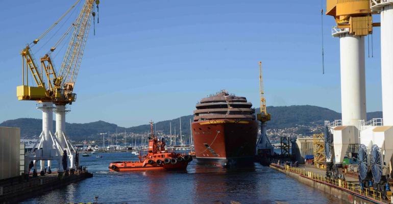 PHOTO: HJ Barreras Shipyard/The Ritz-Carlton Yacht Collection