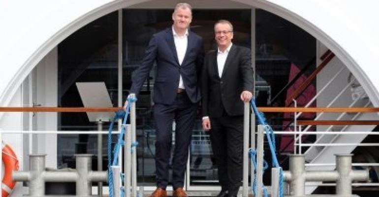 A-Rosa & Concordia Damen contract