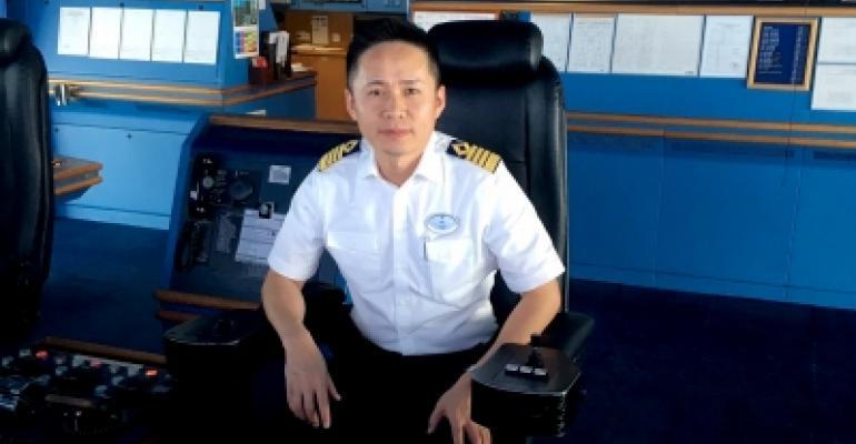 Capt Wu Huimin