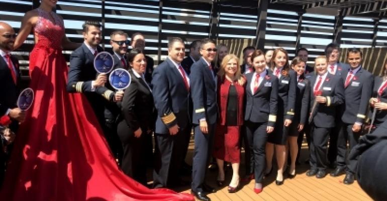 Celebrity Cruises International Womens Day