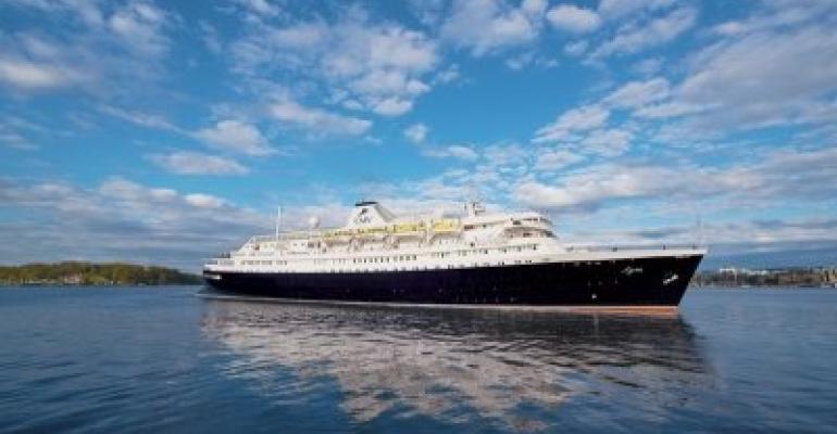 Cruise & Maritime Voyages Astoria