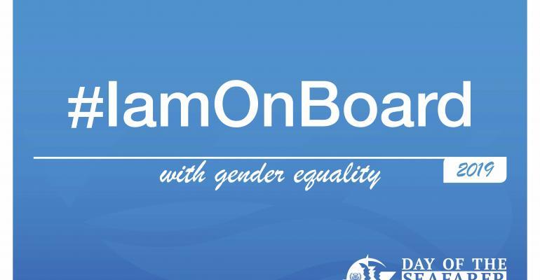 #Iamonboard