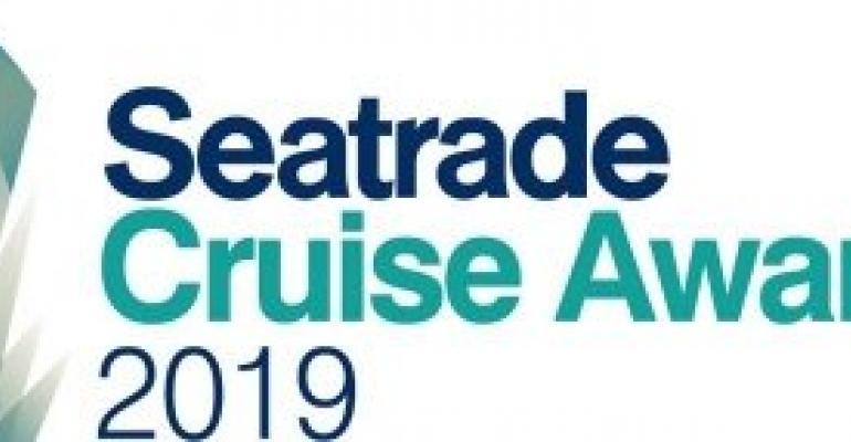 Seatrade Cruise Awards logo