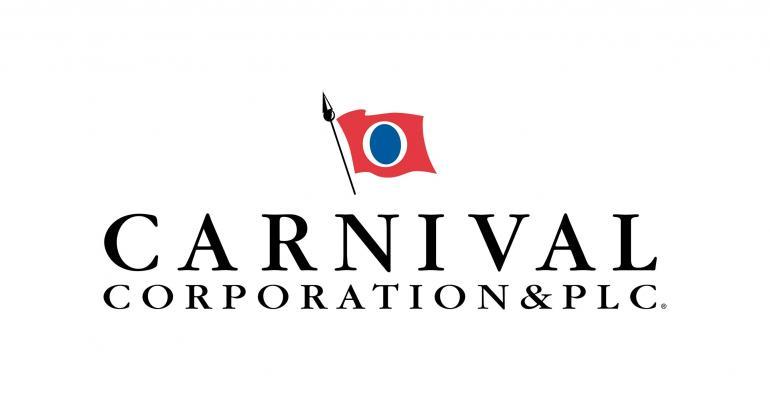 carnival corp. corporate logo
