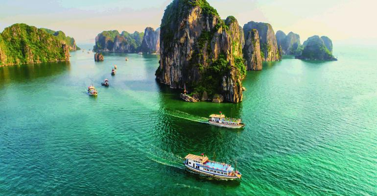ha long bay (regent seven seas cruises)