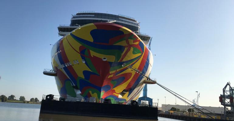Norweigian cruise lines Encore