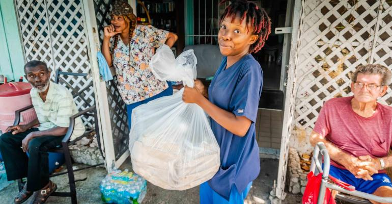 bahamas paradise relief mission
