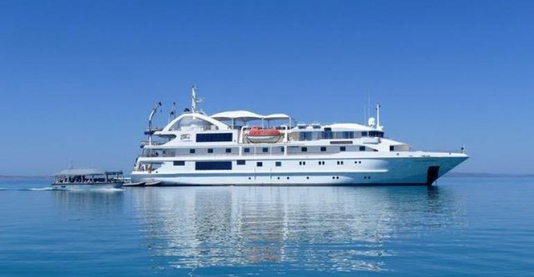 coral ship