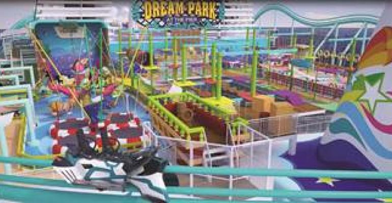 dream park at the pier