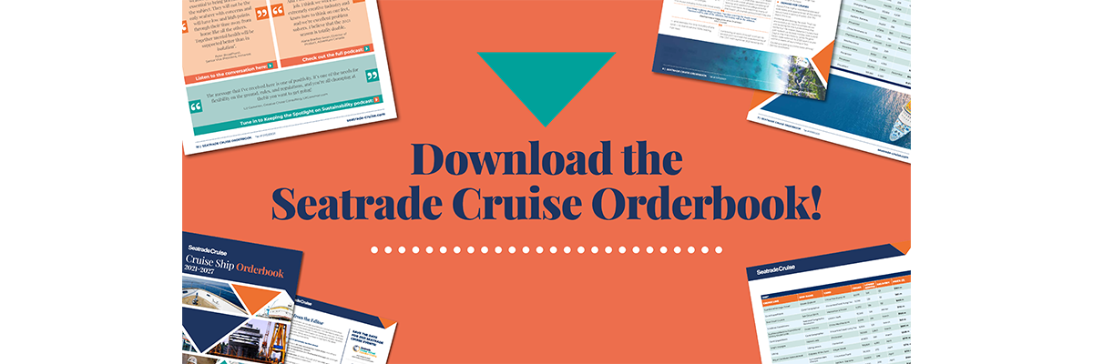 Updated: Seatrade Cruise Orderbook
