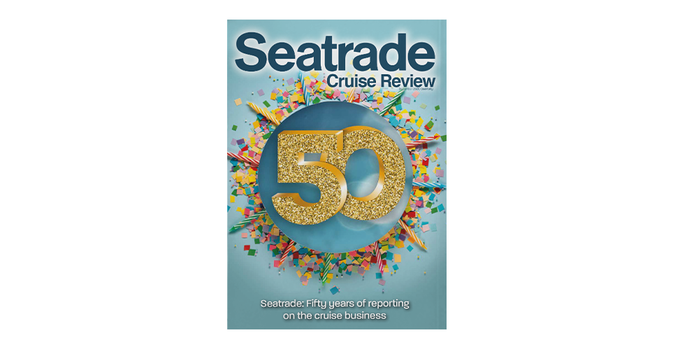 Seatrade Cruise Review - December 2020 Issue