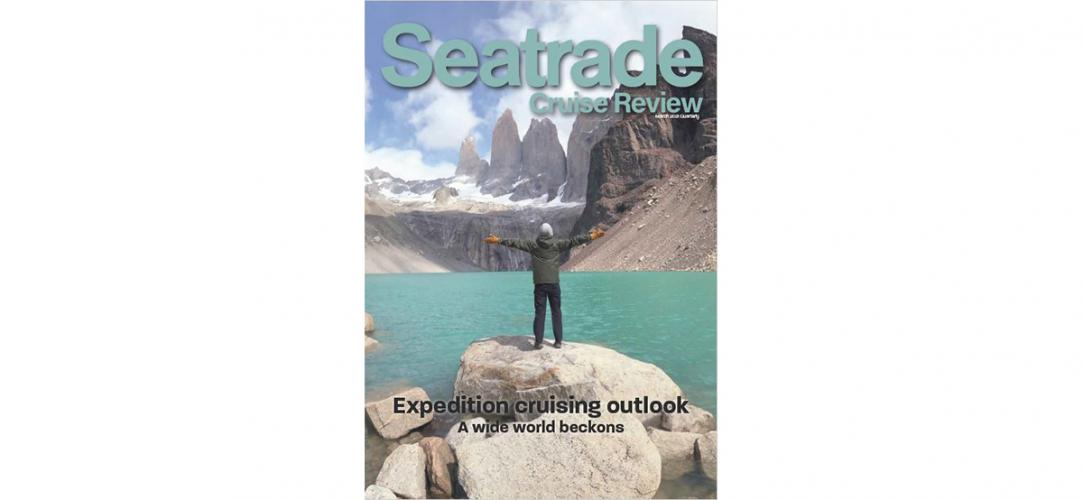 Seatrade Cruise Review - April 2021 Issue