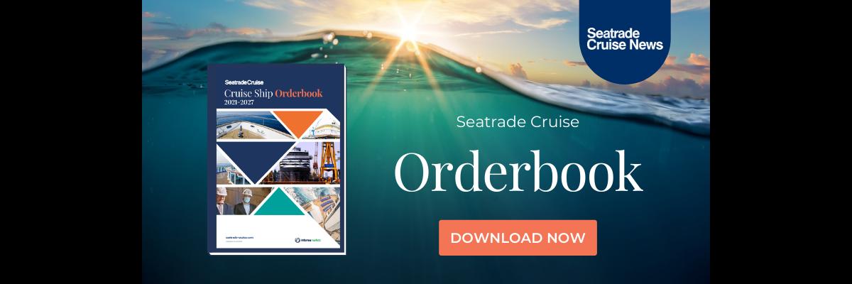 Updated: Seatrade Cruise Orderbook