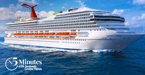 5 Minutes with Seatrade Cruise News