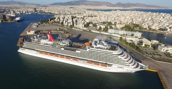Greece to reopen to cruise travel from August 1