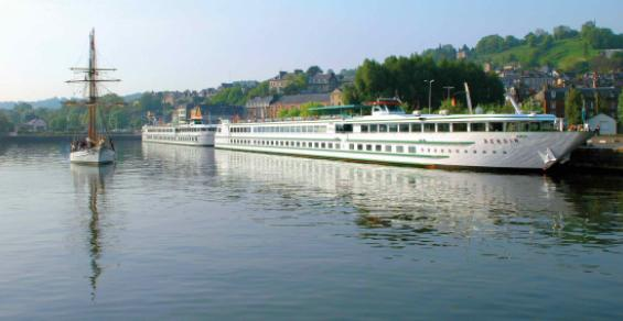 CroisiEurope welcomes France's OK to resume river cruises July 11