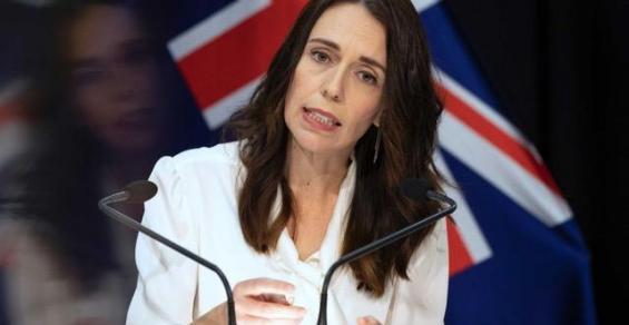 New Zealand prime minister bursts trans-Tasman 'bubble'