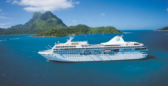 Paul Gauguin cruise cut short by COVID-19 case, wider test results awaited