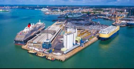 New cruise terminal set for Port of Southampton