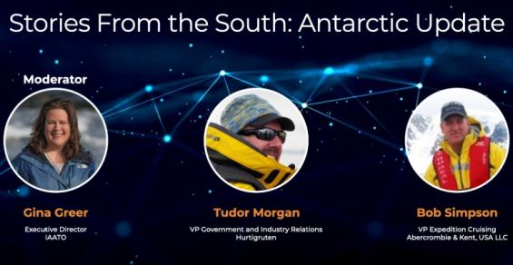 'Sheer volume' of Antarctic ships could jeopardise passenger experience: Hurtigruten's Tudor Morgan