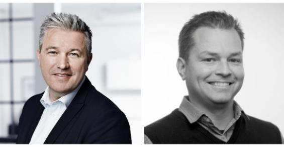 Promotions for CLIA's Bo Larsen and Andrew Walker