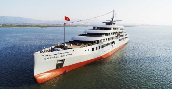 Emerald divisions officially go under single-brand Emerald Cruises