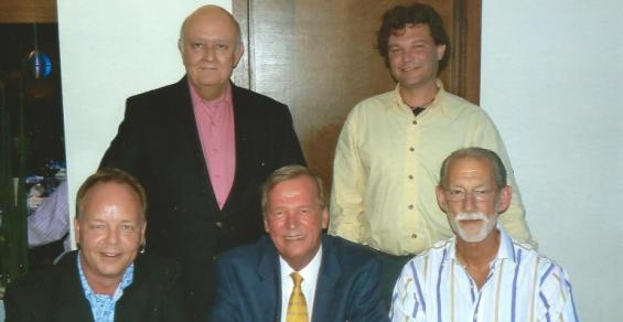 Former Fred Olsen colleagues mourn Eilert Lehmann