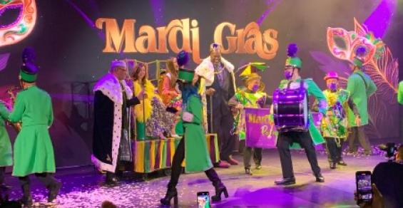 The good times roll as Mardi Gras is named at Port Canaveral