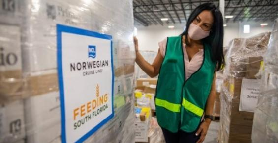 NCLH plans Paid Volunteer Day, makes $2m in donations worldwide