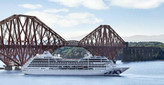 Pacific Princess sold as 16th ship of 19 planned to exit Carnival Corp.