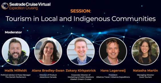 'Creativity and imagination' needed by tour operators for more positive impact on indigenous groups