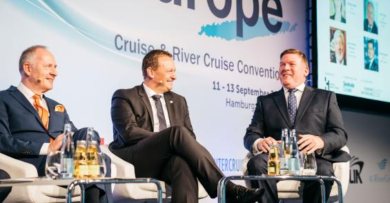 What happened at Seatrade Europe 2019?