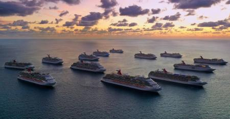 CRUISE Carnival fleet off Bahamas for crew repatriation.jpg