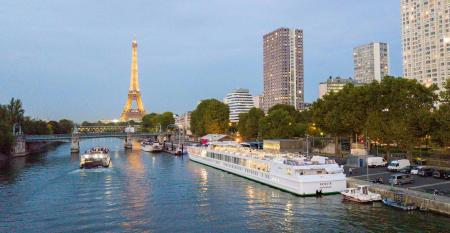croisieurope's renoir on the seine (©alexandre sattler)