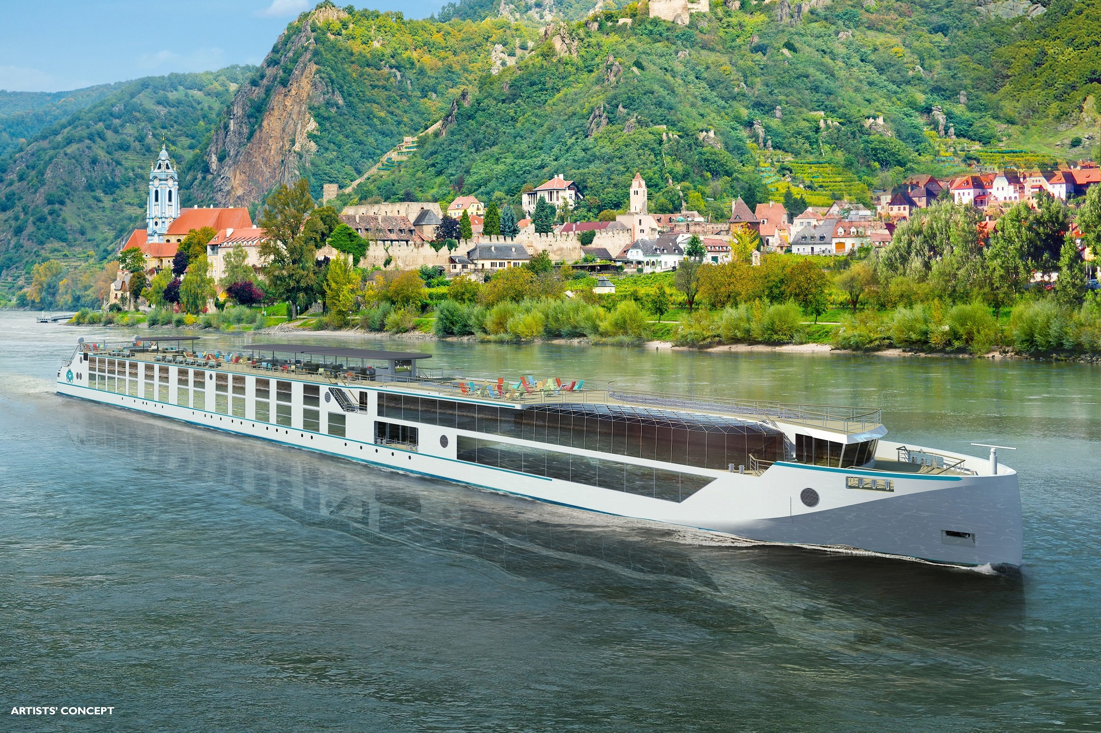 European River Cruises >> Sailing On A Stream Of Success River Cruising In The