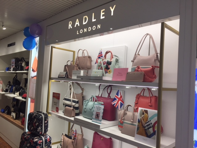 shops on Marella Explorer, Harding Retail, Marella Cruises