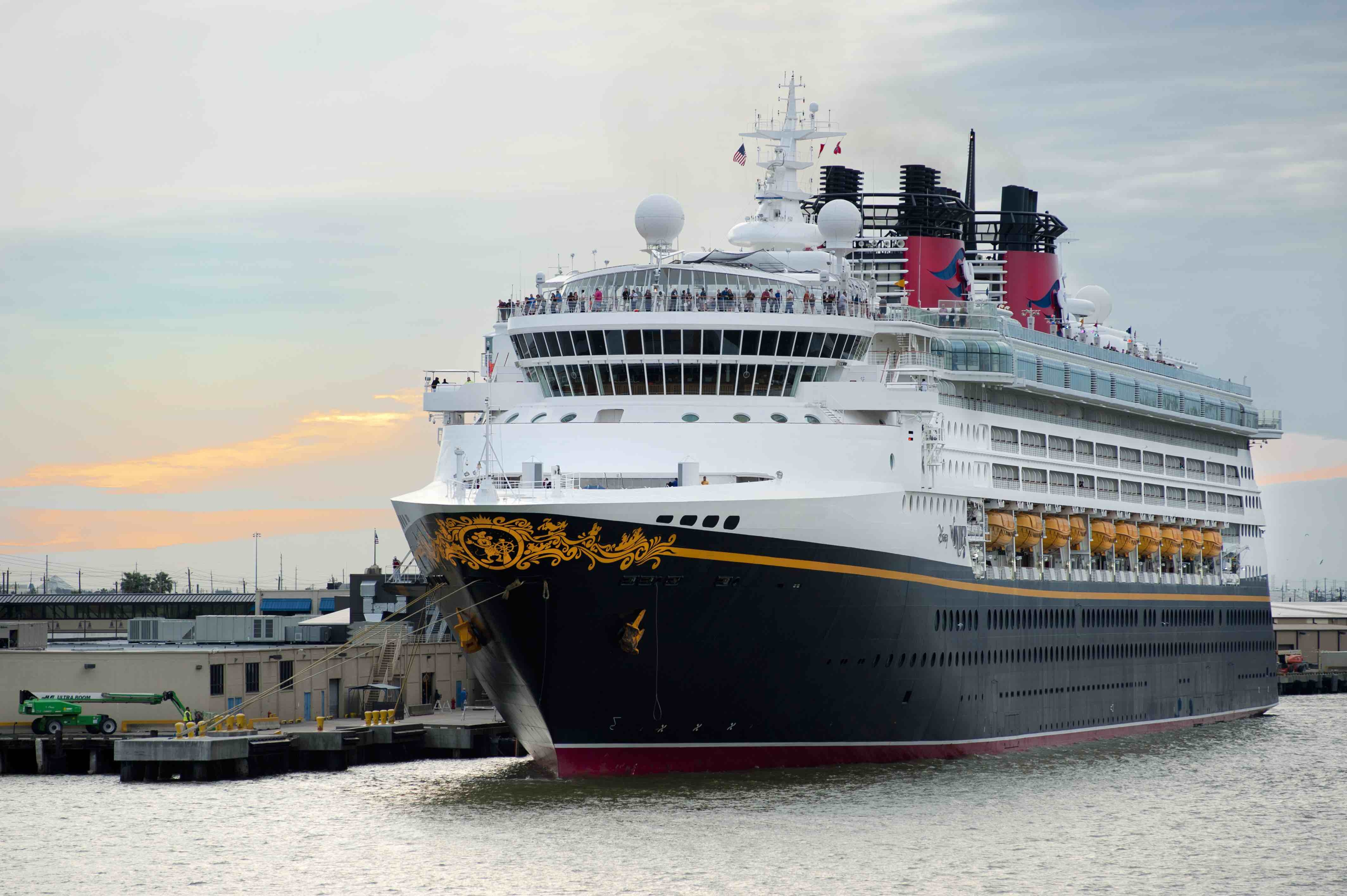 Galveston nails 10year deal with Disney Cruise Line